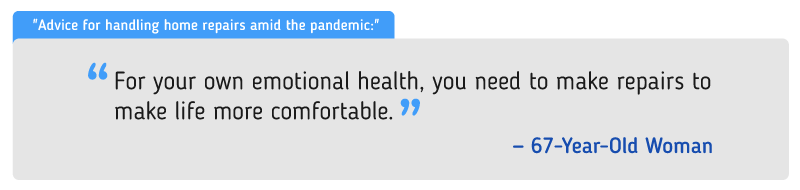 Keeping Up With Home Repairs During a Pandemic